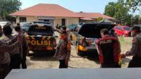 Kapolres Bengkulu Selatan melanjutkan distribusi beras bantuan kuota Polda Bengkulu melalui dua Polsek Jajaran