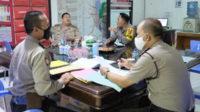 Tim Was Ops Itwasda Polda Bengkulu berada di Posko Ops Ketupat Nala 2020 dan Ops Aman Nusa II, Mapolres Bengkulu Selatan