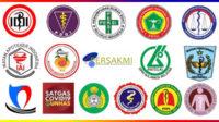 Logo organisasi profesi kesehatan Indonesia