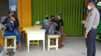 Patroli Sat Binmas Polres Bangka Barat