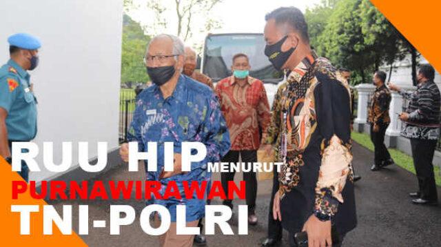 Purnawirawan TNI-Polri Temui presiden di Istana Bogor
