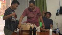 31 botol Miras diamankan Sat Res Narkoba Polres Bengkulu Selatan