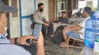 Monev realisasi anggaran pencegahan Covid-19 di Desa Padang Siring, Selasa siang