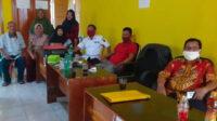 Monitoring dan evaluasi realisasi pencegahan pandemi Covid-19 di Desa Tanjung Agung