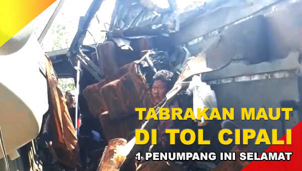 Polres Majalengka Polda Jawa Barat akhirnya mengumumkan identitas empat orang tewas dalam Bus Widia yang terlibat tabrakan beruntun di Tol Cipali KM 150.700 jalur A, tadi siang