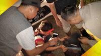 Setelah gagal gasak mobil Honda Jazz, dua maling asal Ogan Komering Ilir, Sumatera Selatan, digulung polisi di Pelabuhan Tanjung Kalian, Muntok