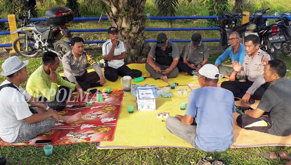 Rapat pembentukan tim formatur usai deklatarasi Dayung Serunting