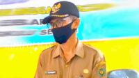 Kepala Desa Padang Lebar, Diharman, membenarkan kabar Elgi Entrik Saputra bin Senabing, murid kelas VI Sekolah Dasar Negeri Bengkulu Selatan raib misterius sejak Jum'at pagi