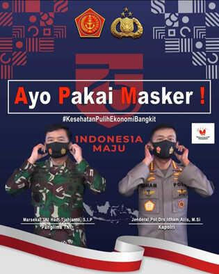 Panglima TNI - Kapolri