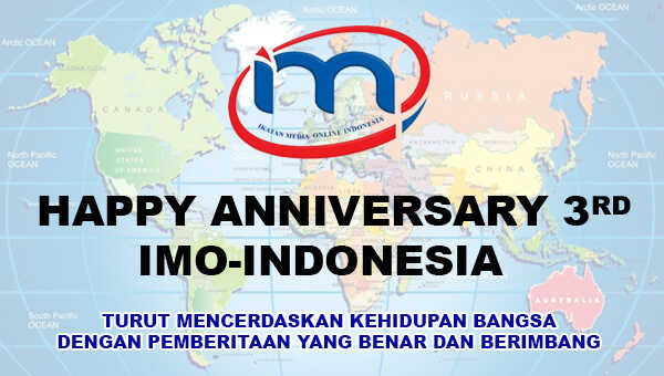 Refleksi Milad ketiga Ikatan Media Online Indonesia Indonesia