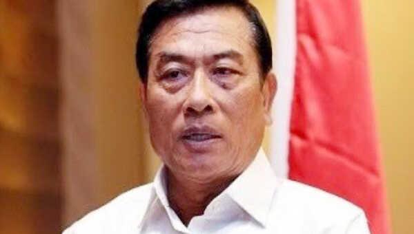 Kepala Staf Kepresidenan Republik Indonesia Jenderal TNI Purnawirawan Dr Moeldoko memberikan pandangannya tentang Undang Undang Cipta Kerja