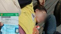 Nelan Elenia Ayu Kencana, korban kecelakaan lalu lintas di Sukaraja saat akan dilarikan ke RSMY