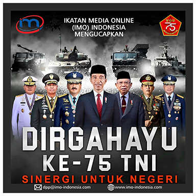 HUT TNI - IMO Indonesia