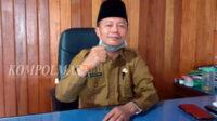 Kepala Dinas Pariwisata (Dispar) Kabupaten Bengkulu Selatan Drs H Yulian Fauzi MAP