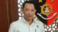Kepala Badan Reserse Kriminal (Bareskrim) Polri, Komisaris Jenderal Polisi Listyo Sigit Prabowo menjadi calon tunggal menggantikan Jenderal Polisi Idham Azis sebagai Kapolri