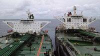 Kapal super tanker MT Horse Iran dan MT Freya Panama diduga melakukan sejumlah pelanggaran fatal. Kini keduanya bersama seluruh awak ditahan di Batam untuk proses hukum lebih lanjut