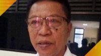 Bekas Kepala Badan Penanggulangan Bencana Daerah Provinsi Nusa Tenggara Timur, Thomas Bangke