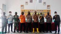 Launching dilaksanakan Kapolres Lampung Tengah AKBP Popon Ardianto Sunggora melalui Kapolsek Seputih Surabaya AKP Toni ST, pada Kamis siang