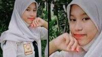 Agita Roslina Dewi alias Alin, siswi kelas VIII SMPN 1 Petir, meninggalkan rumah tanpa berpamitan orang tua sejak Kamis siang, 29 April 2021